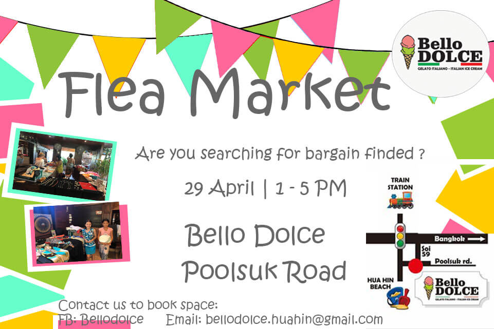 Bello Dolce Flea Market