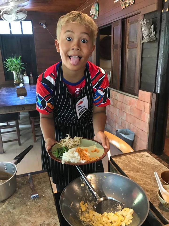 Padthai thai cooking school Hua hin